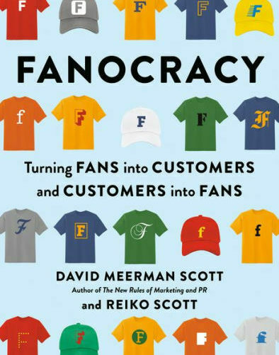 FANOCRACY - Book Cover