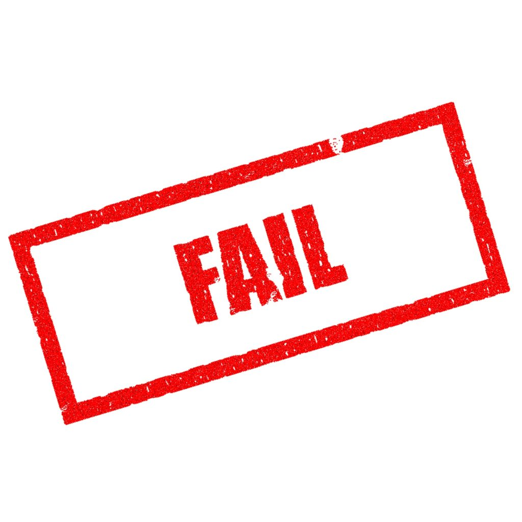5 ways to fail in digital sales